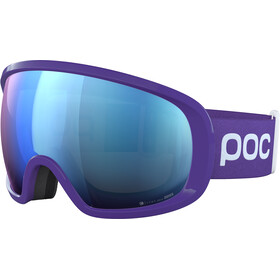 POC Fovea Clarity Comp Goggles, ametist purple/spektris blue